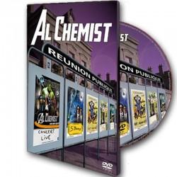 "DVD AL CHEMIST ""RÉUNION..."